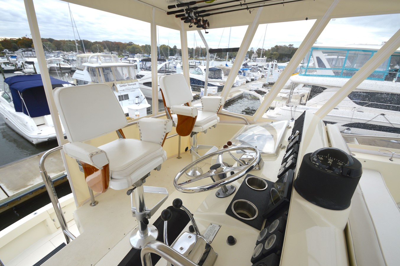 38 - 48 HATTERAS For Sale
