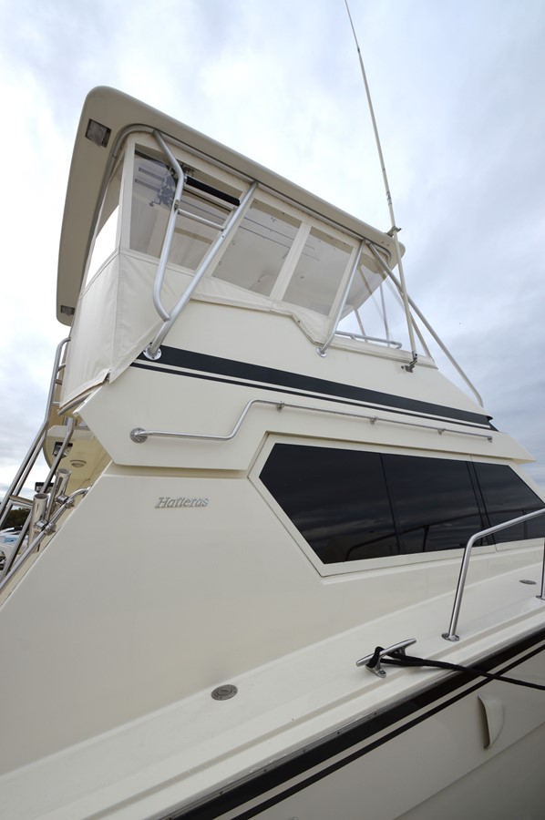 49 - 48 HATTERAS For Sale