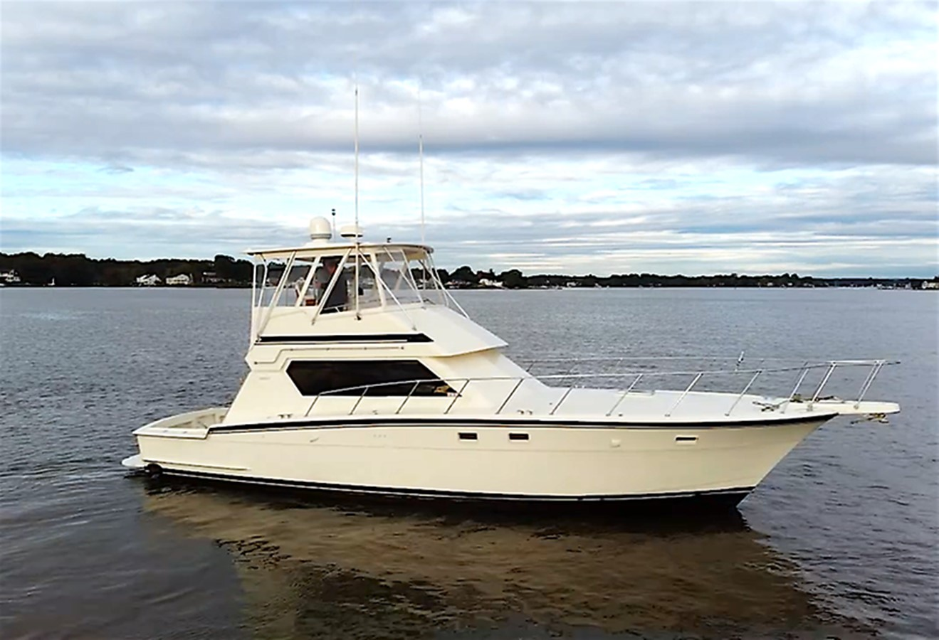 66 - 48 HATTERAS For Sale