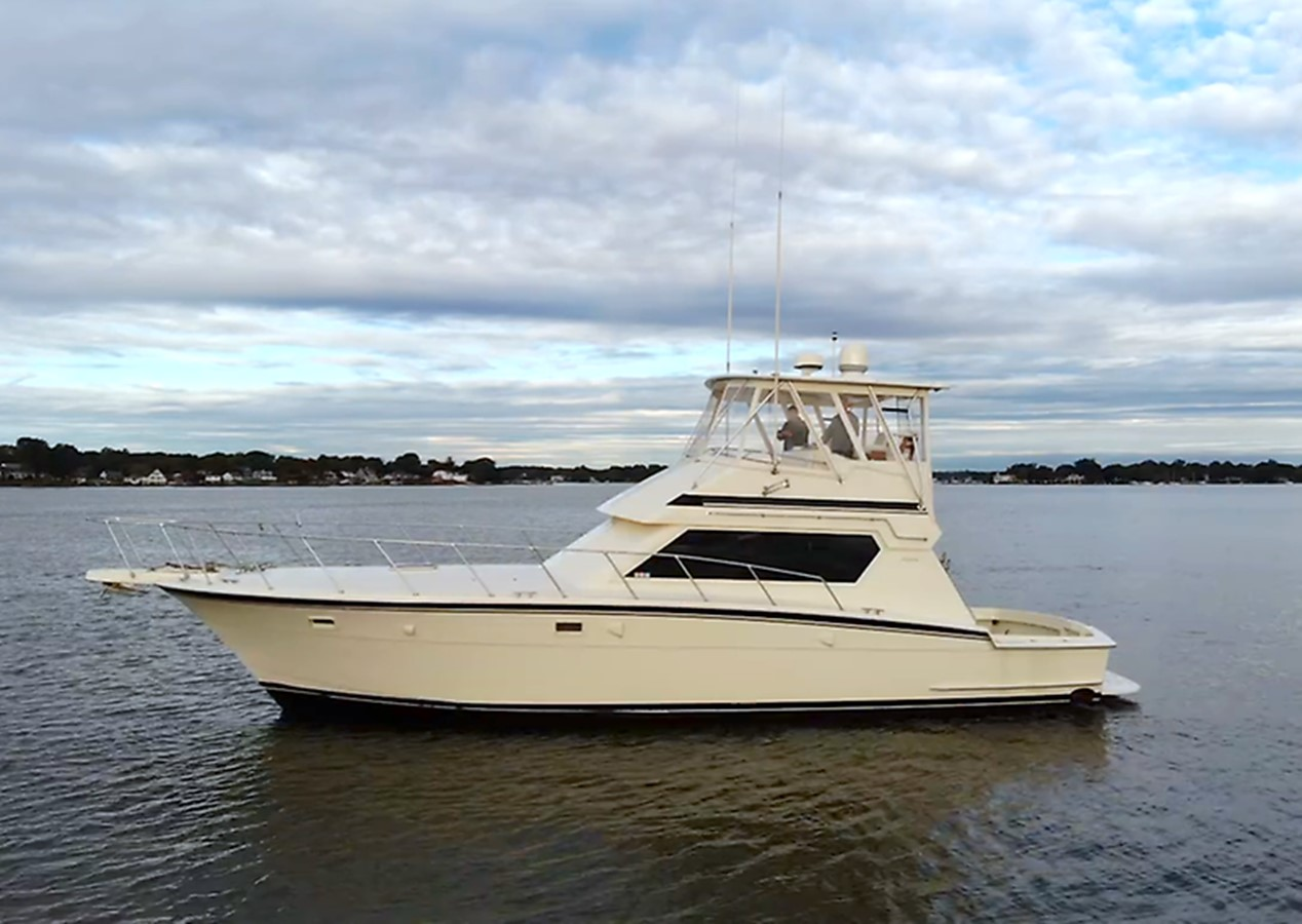 67 - 48 HATTERAS For Sale