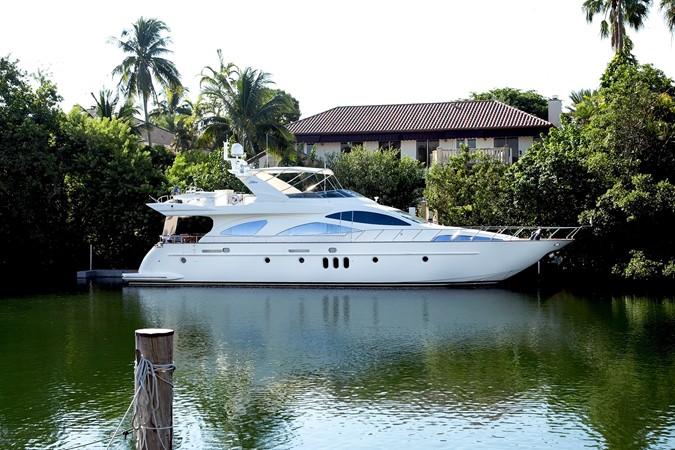 2004 AZIMUT 80 Carat Motor Yacht 2384397