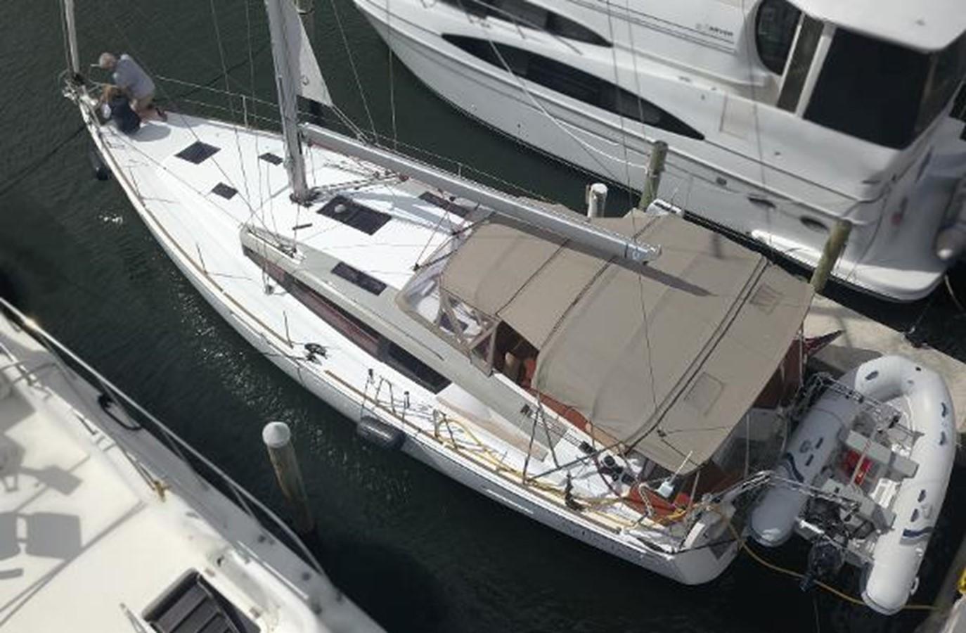 2012 JEANNEAU Sun Odyssey 44 DS Cruising Sailboat 2385311