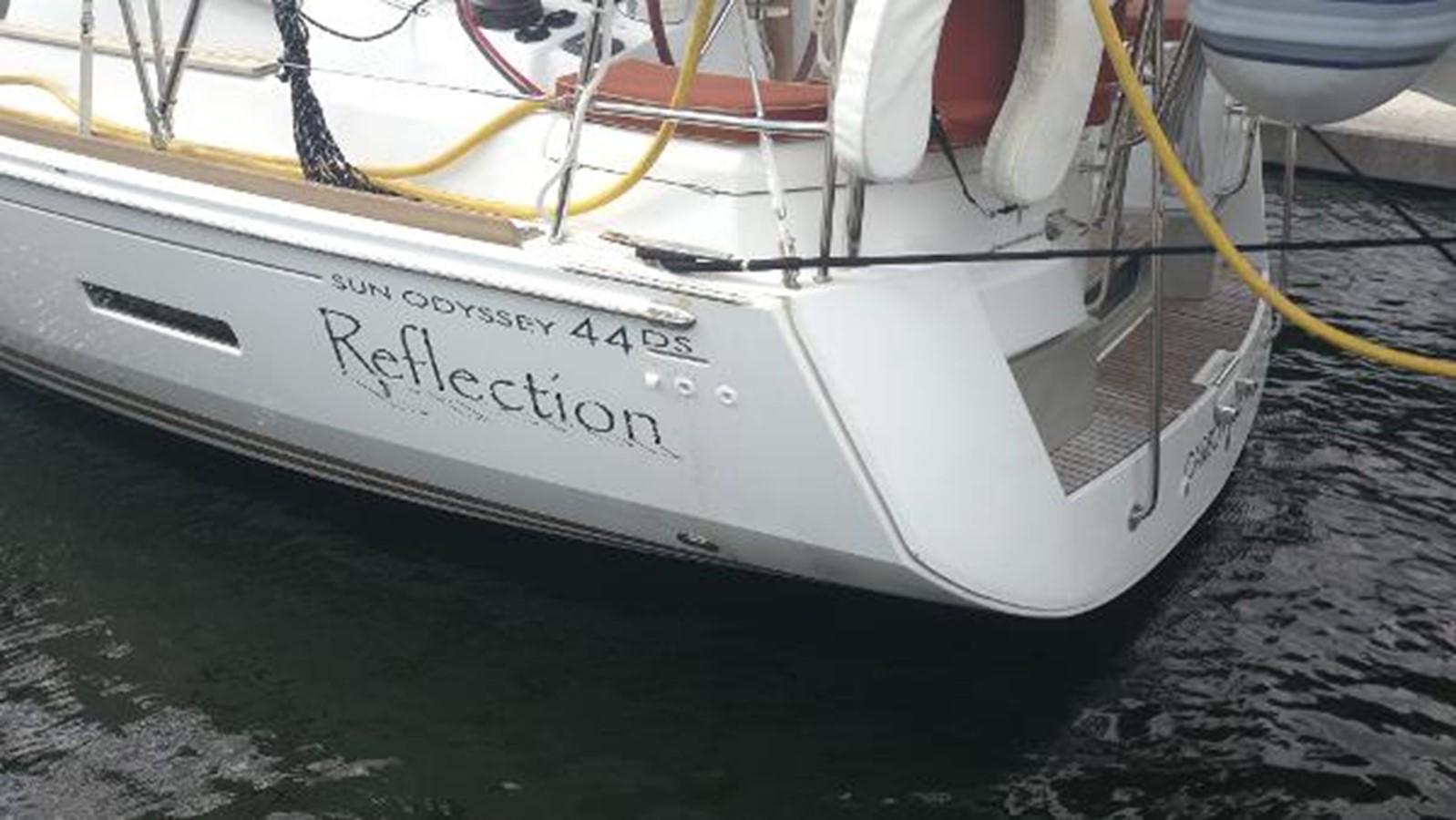 2012 JEANNEAU Sun Odyssey 44 DS Cruising Sailboat 2385316