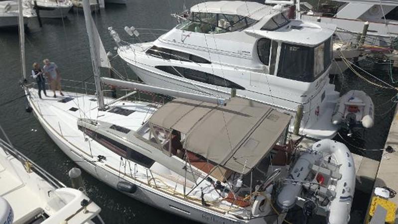 2012 JEANNEAU Sun Odyssey 44 DS Cruising Sailboat 2385318