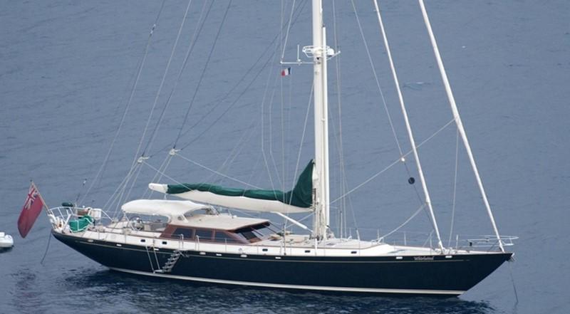 1998 HOLLAND JACHTBOUW Cutter Rigged Sloop Cruising Sailboat 2385399