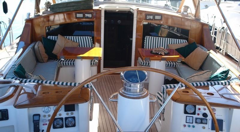 1998 HOLLAND JACHTBOUW Cutter Rigged Sloop Cruising Sailboat 2385400