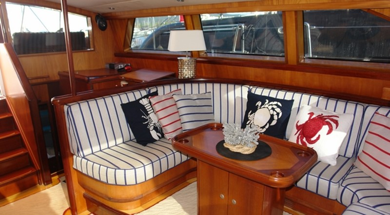 1998 HOLLAND JACHTBOUW Cutter Rigged Sloop Cruising Sailboat 2385401