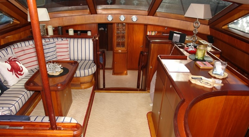 1998 HOLLAND JACHTBOUW Cutter Rigged Sloop Cruising Sailboat 2385402