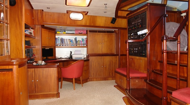 1998 HOLLAND JACHTBOUW Cutter Rigged Sloop Cruising Sailboat 2385403