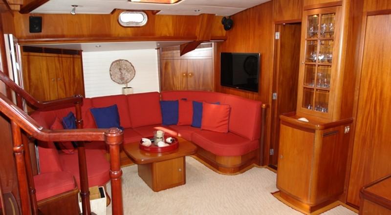 1998 HOLLAND JACHTBOUW Cutter Rigged Sloop Cruising Sailboat 2385404