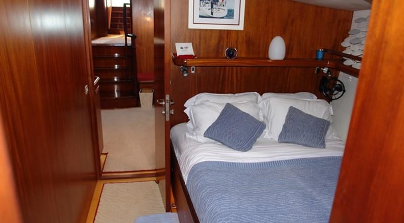 1998 HOLLAND JACHTBOUW Cutter Rigged Sloop Cruising Sailboat 2385405
