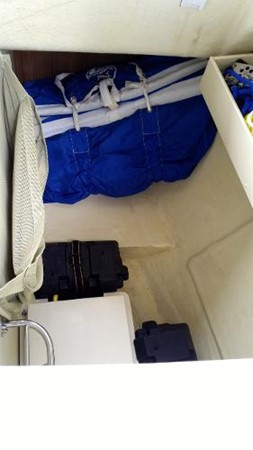 2003 HUNTER 356 Cruising Sailboat 2386286