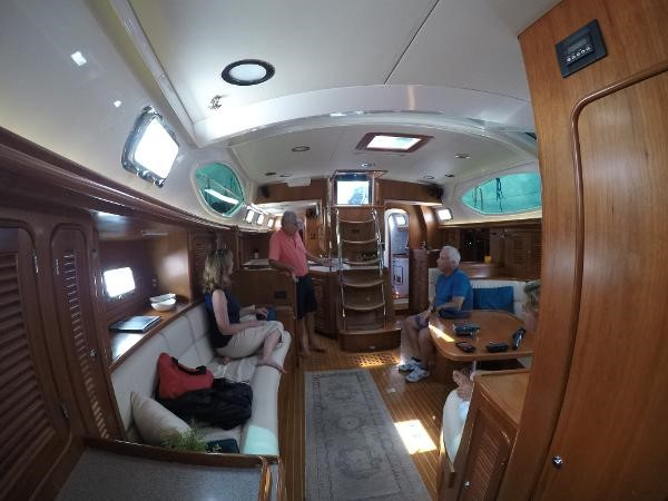 2014 PASSPORT YACHTS 545 Center Cockpit 2386753