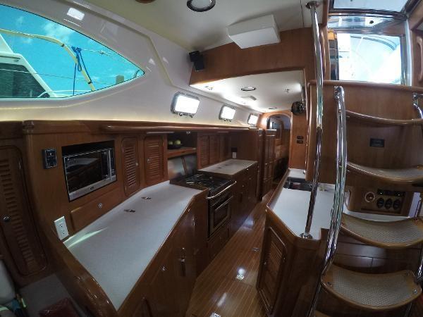 2014 PASSPORT YACHTS 545 Center Cockpit 2386754