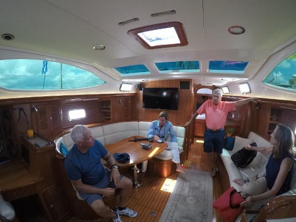 2014 PASSPORT YACHTS 545 Center Cockpit 2386768
