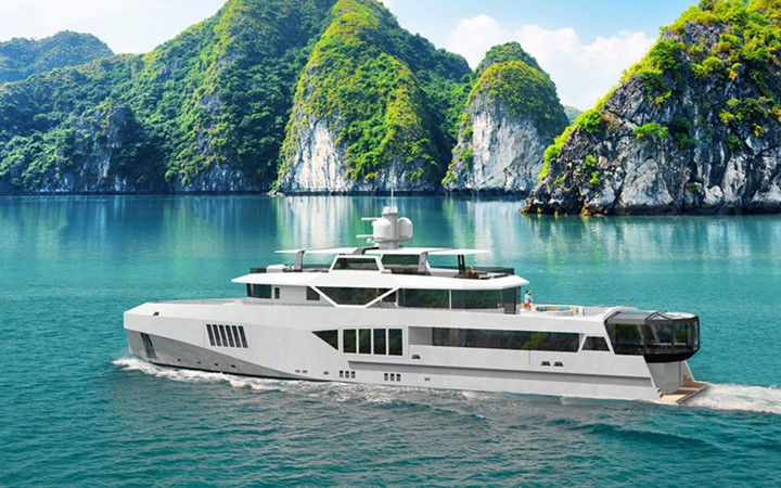 2020 TOR  Expedition Yacht 2387998