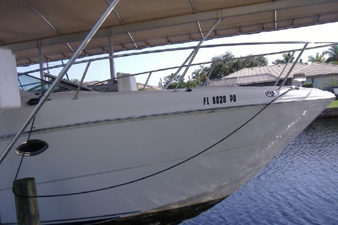 Starboard Bow 2006 SEA RAY 290 Sundancer Cruiser 2388868