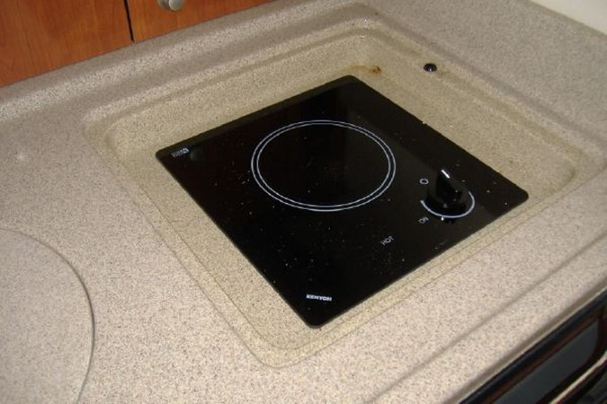 Stove 2006 SEA RAY 290 Sundancer Cruiser 2388884