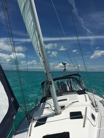 1994 HUNTER  Sloop 2389334
