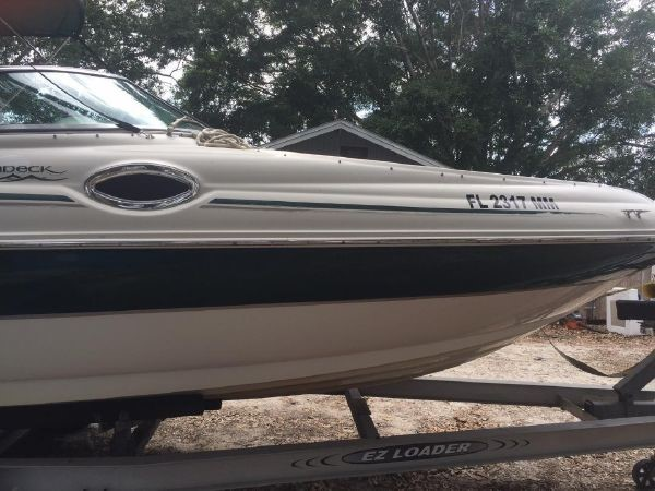 2004 SEA RAY Sundeck Deck Boat 2394176
