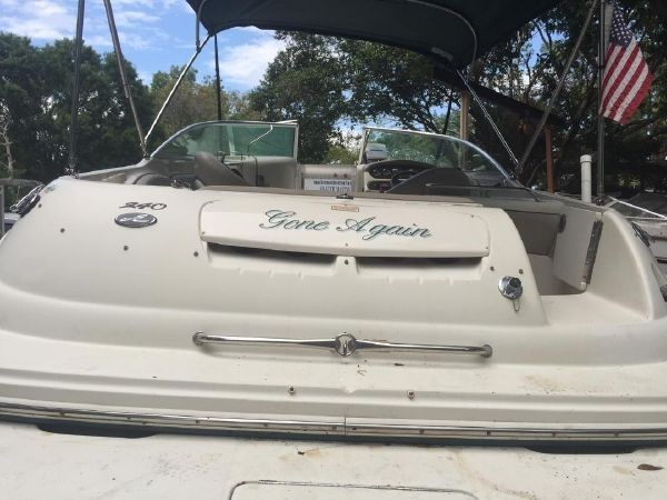 2004 SEA RAY Sundeck Deck Boat 2394186