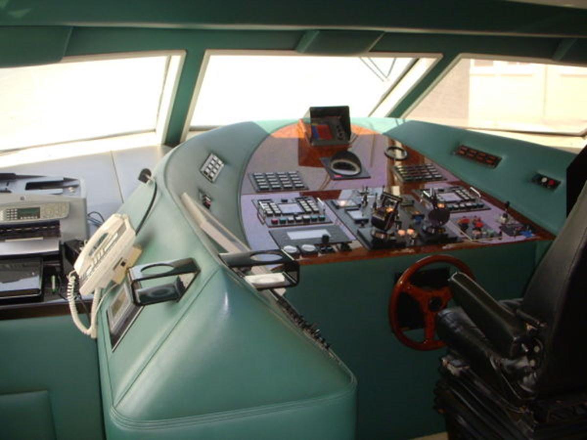 Pilothouse 1988 DENISON High Speed Motoryacht Mega Yacht 2781798