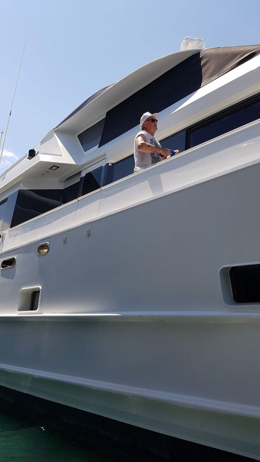1988 DENISON High Speed Motoryacht Mega Yacht 2781802