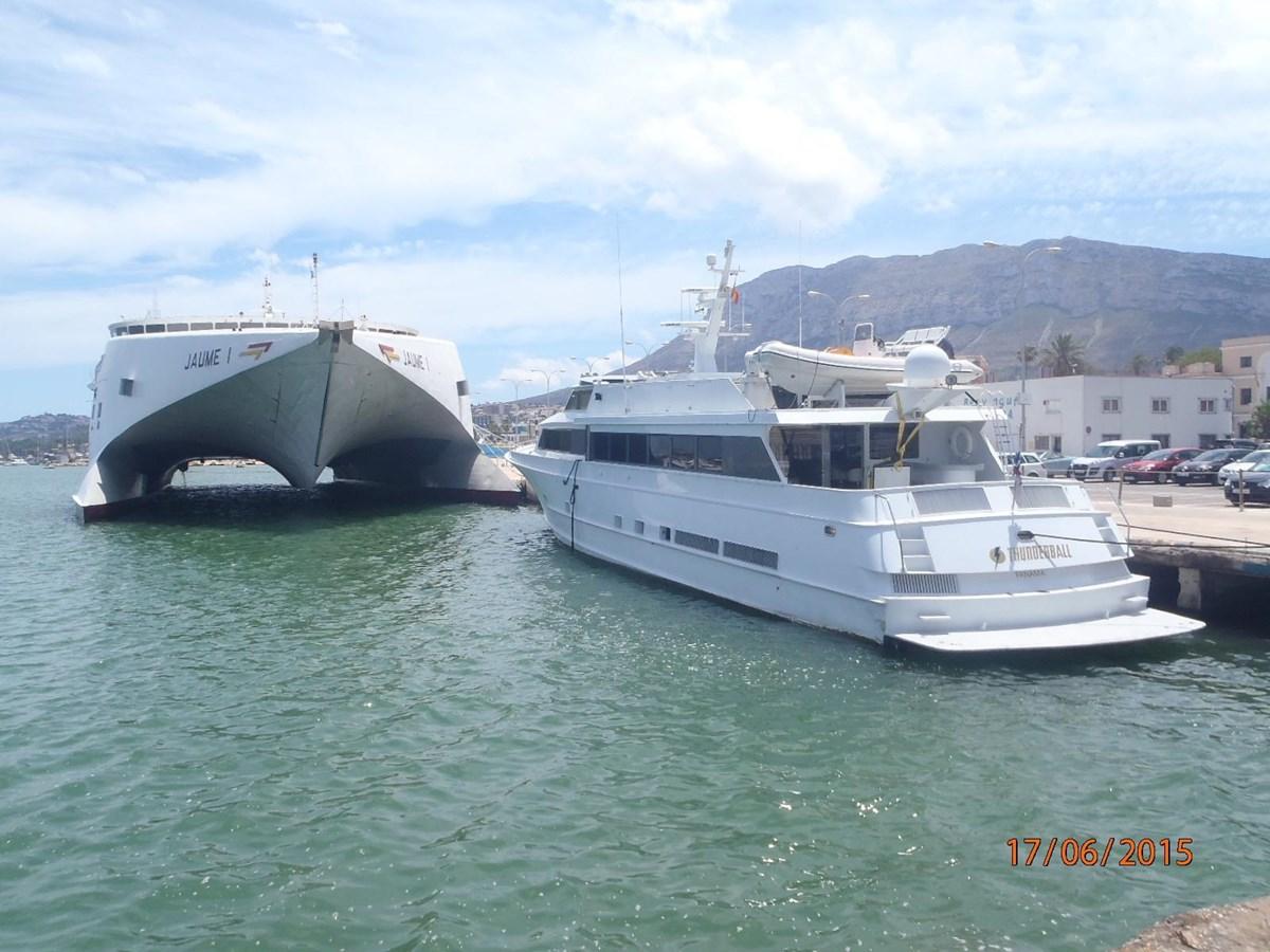 1988 DENISON High Speed Motoryacht Mega Yacht 2781824