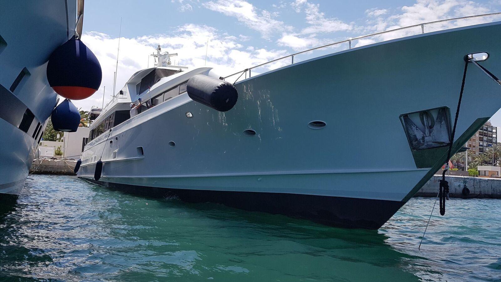 1988 DENISON High Speed Motoryacht Mega Yacht 2781825
