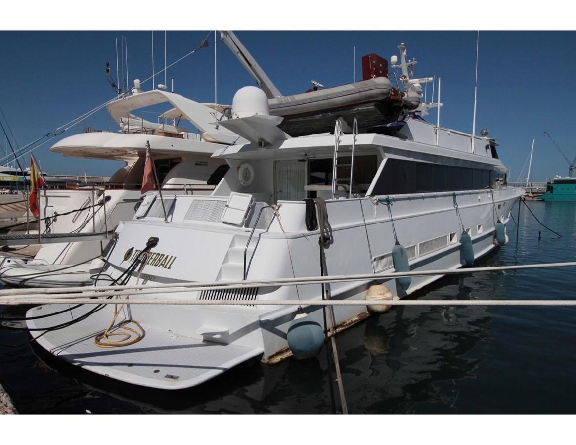 1988 DENISON High Speed Motoryacht Mega Yacht 2781826