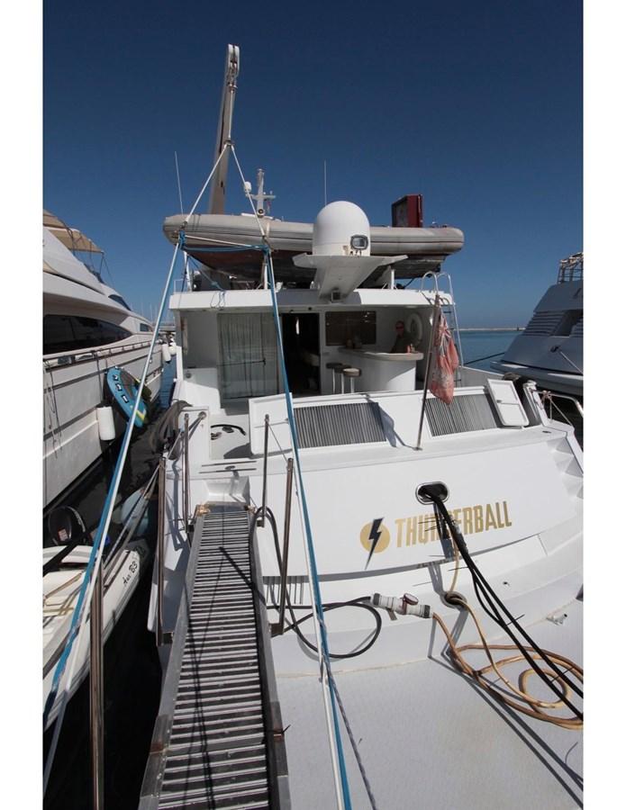 1988 DENISON High Speed Motoryacht Mega Yacht 2781827