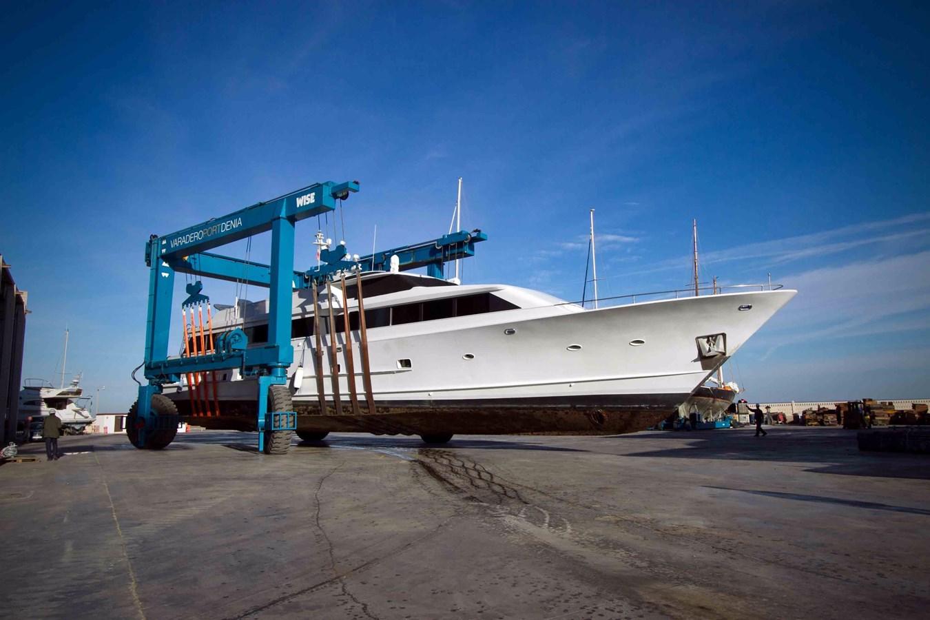 1988 DENISON High Speed Motoryacht Mega Yacht 2781831