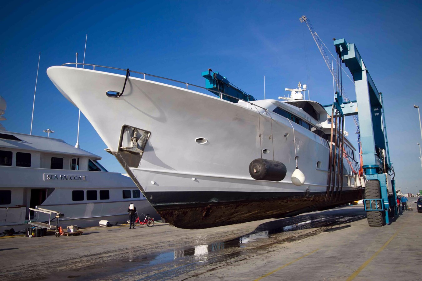 1988 DENISON High Speed Motoryacht Mega Yacht 2781833