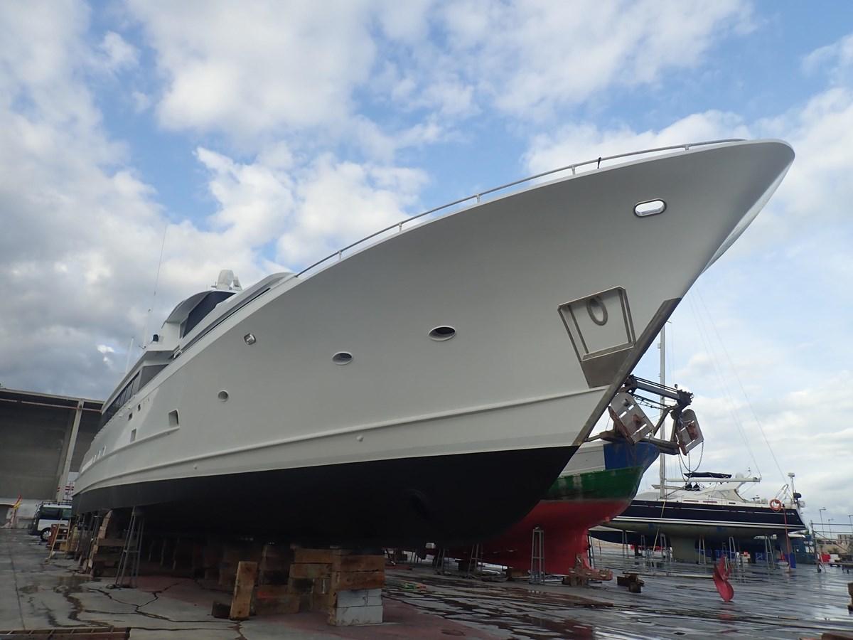 1988 DENISON High Speed Motoryacht Mega Yacht 2781836