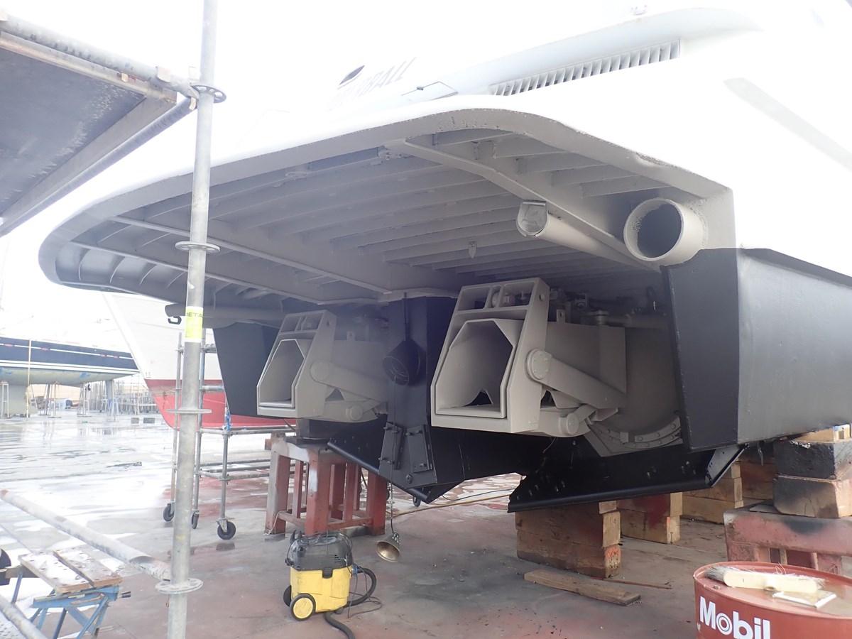 1988 DENISON High Speed Motoryacht Mega Yacht 2781840