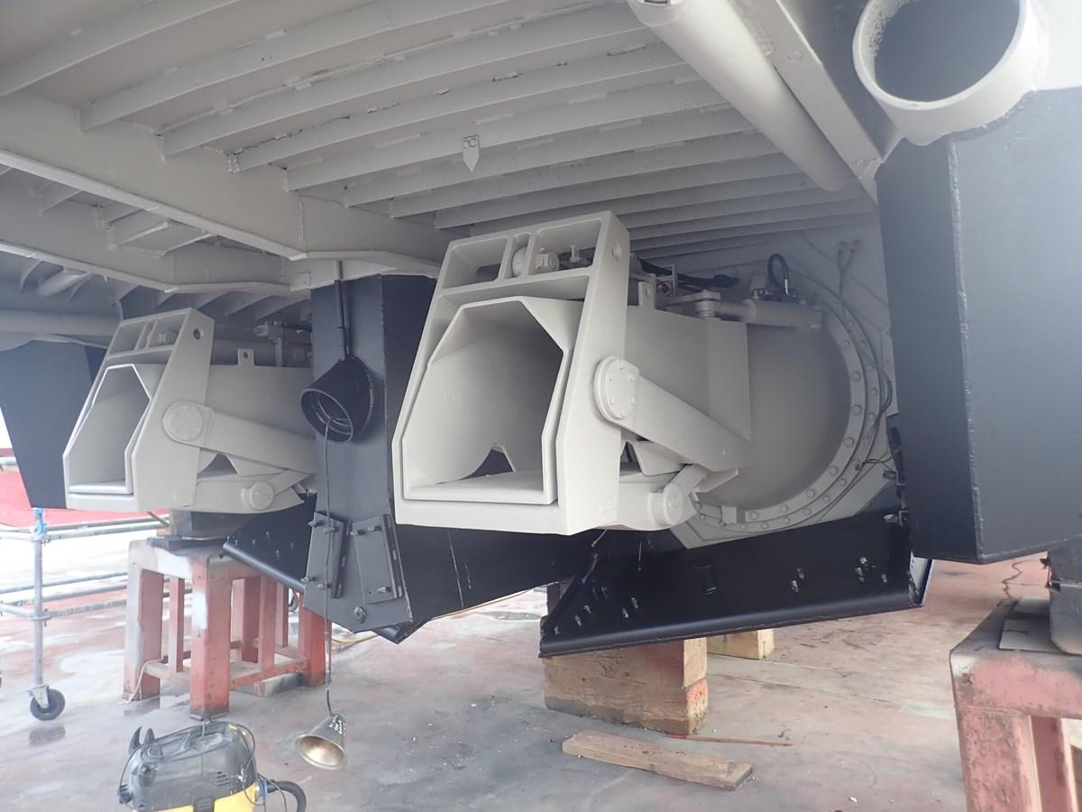 1988 DENISON High Speed Motoryacht Mega Yacht 2781841