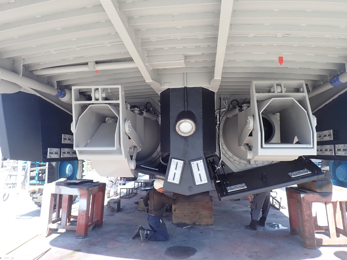 1988 DENISON High Speed Motoryacht Mega Yacht 2781843