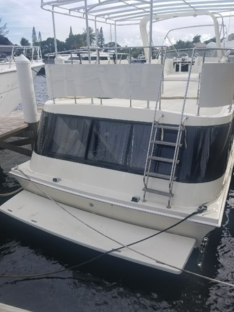 1988 BLUEWATER  Houseboat 2395565