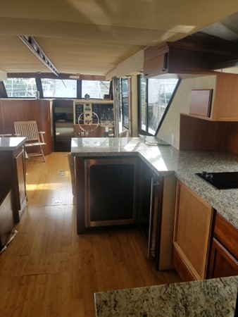 1988 BLUEWATER  Houseboat 2395571