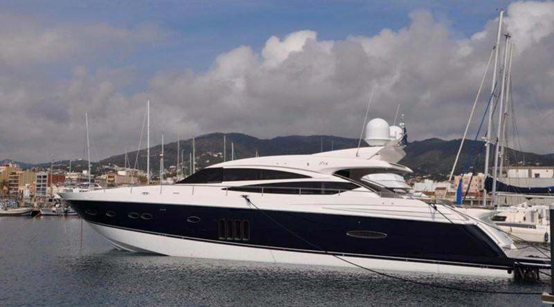 2009 PRINCESS YACHTS  Motor Yacht 2396731