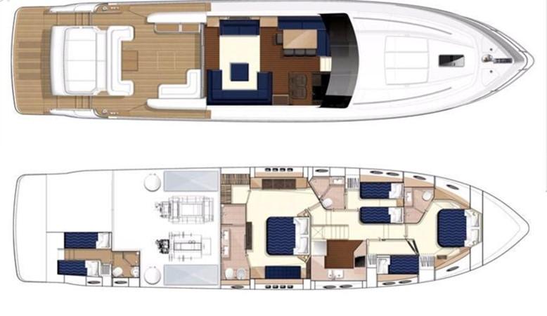 2009 PRINCESS YACHTS  Motor Yacht 2396748
