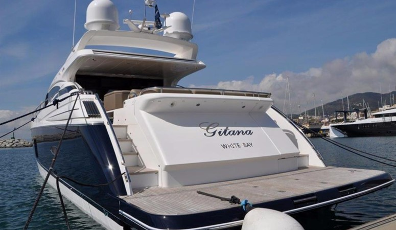 2009 PRINCESS YACHTS  Motor Yacht 2396749