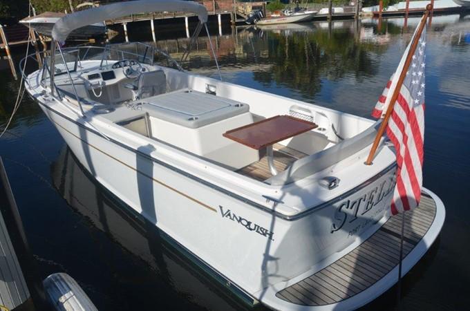 2013 24 Vanquish 2013 Vanquish Boats  Runabout Runabout 2398213
