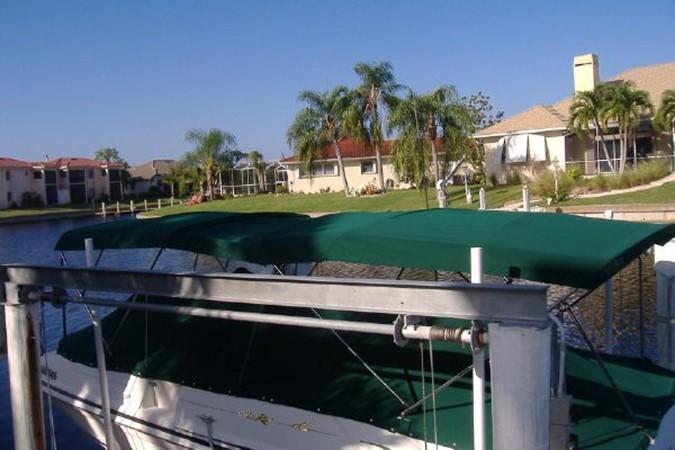 1998 SEA RAY Sundeck Deck Boat 2400522