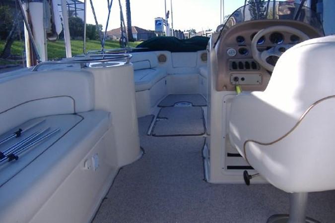 1998 SEA RAY Sundeck Deck Boat 2400525