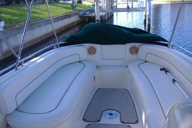 1998 SEA RAY Sundeck Deck Boat 2400527