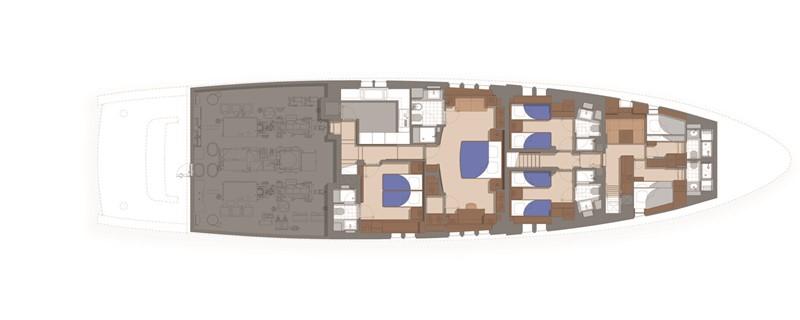 2013 Conrad Shipyard Conrad C115 Motorsailor 2403613