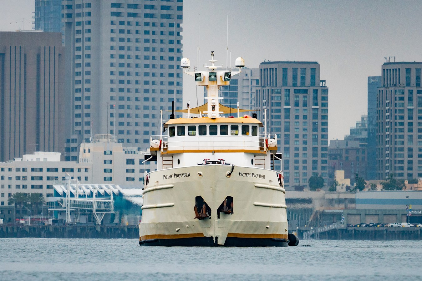 PACIFIC PROVIDER 160 Bow  1978 BLOUNT MARINE Expedition Vessel Expedition Yacht 2737741