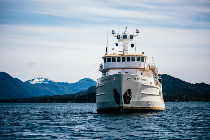 1978 BLOUNT MARINE Expedition Vessel Expedition Yacht 2403007