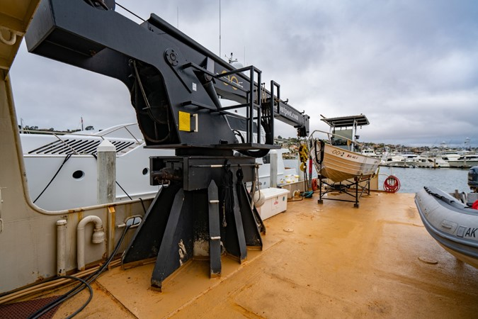 Crane 1978 BLOUNT MARINE Expedition Vessel Expedition Yacht 2480150